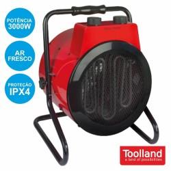 Termoventilador Industrial 3000W Ipx4