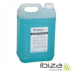 Líquido de Fumos Muito Alta densidade 5L Ibiza