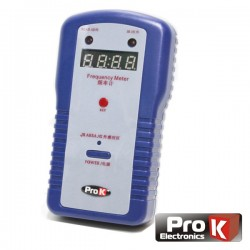 Medidor de Frequência 200Mhz / 900Mhz Prok