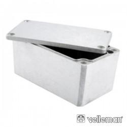 Caixa Alumínio Estaque 115X65X30mm