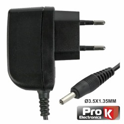 Alimentador Switching 5Vdc 1A 3.5x1.35mm - Prok