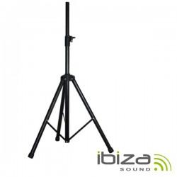 Suporte p/ Colunas Preto 1.8M 30Kg Ibiza