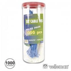 Braçadeira Plástica 1000X Velleman
