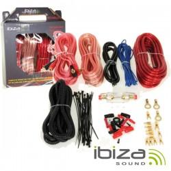 Kit de Cabos Completo p/ Amplificador/Colunas 30A - Ibiza