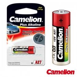 Pilha Alcalina A27/Lr27A 12V Blister Camelion