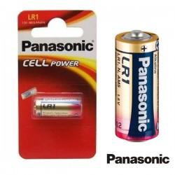 Pilha Alcalina Lr1/N 1.5V Blister Panasonic