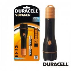 Lanterna 3 Leds c/ 2 Pilhas AA Duracell