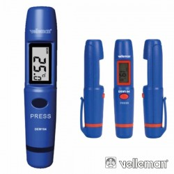 Termómetro de Bolso c/ Infravermelhos -50°C~+260°C Velleman