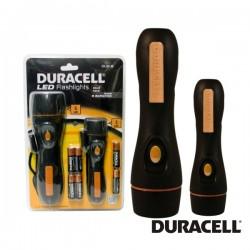 Conjunto 2 Lanternas Leds c/ 6 Pilhas AA Duracell