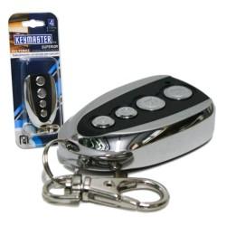 Telecomando Garagem Universal 4 Canais 433Mhz Simple