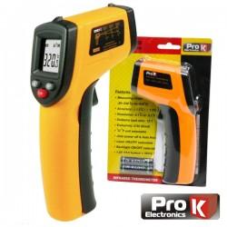 Termómetro Ir Digital c/ Laser Prok