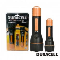 Conjunto 2 Lanternas 3 E 5 Leds c/ 6 Pilhas AAA Duracell