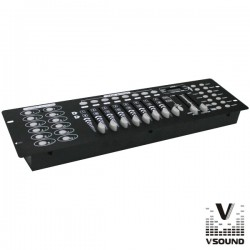 Controlador Dmx 192 Canais Vsound
