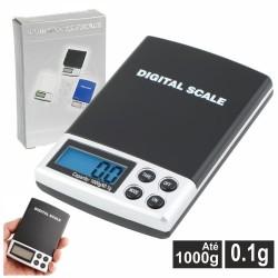 Mini Balança 1000G / 0.1G
