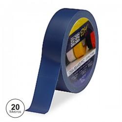 Fita Isoladora Azul 20M