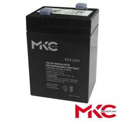 Bateria Chumbo 6V 4,5A