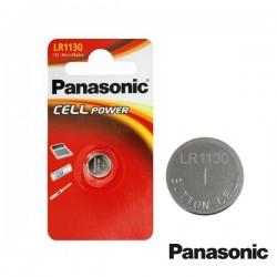 Pilha Botão Alcalina 1.5V/Lr1130 Blister Panasonic