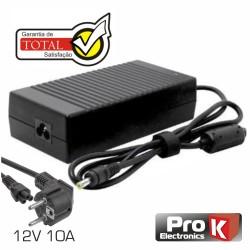 Alimentador Switching 12Vdc 10A - Prok