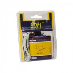 Kit Didático Eléctrico c/ Lâmpada Bateria E Interruptor