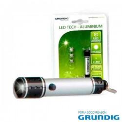 Lanterna 1 Led Tipo Porta-Chaves c/ Pilhas Grundig