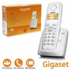 Telefone S/ Fios A120 Branco Gigaset