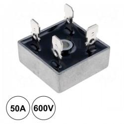 Ponte Rectificadora 600V 50A Kbpc5006