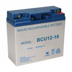 Bateria Chumbo 12V 18A