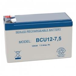 Bateria Chumbo 12V 7.5A