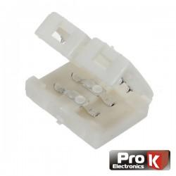 União p/ Fita de Leds Monocor 8mm Prok