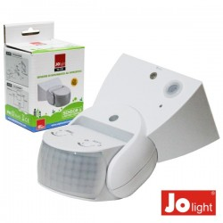Sensor de Movimento Infravermelhos 180º - Jolight