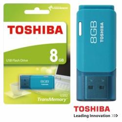 Pen Usb 8Gb Aqua Hayabusa Toshiba