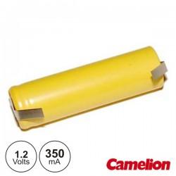 Bateria Ni-Cd AAA 1.2V 350Ma c/ Patilhas Camelion