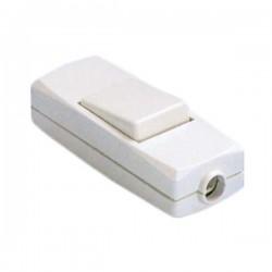 Interruptor Passagem Bipolar 6A Branco