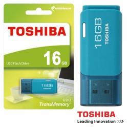 Pen Usb 16Gb Aqua Hayabusa Toshiba