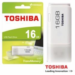 Pen Usb 16Gb Branco Hayabusa Toshiba