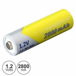 Bateria Ni-Mh AA 1.2V 2800Ma