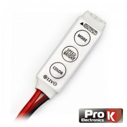 Controlador p/ Fita Leds Rgb 12V Prok