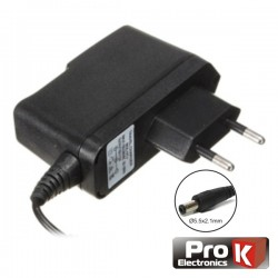 Alimentador Switching 5Vdc 1A Ø5.5x2.1mm - Prok