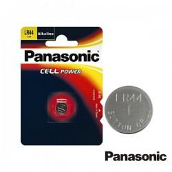 Pilha Botão Alcalina 1.5V/Lr44 Blister Panasonic