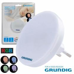 Luz de Presença 1 Led Rgb Grundig
