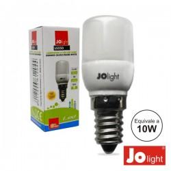 Lâmpada E14 1W 230V 1 Led Branco Quente Jolight