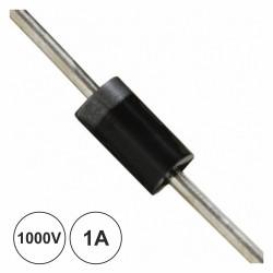 Diodo Retificador 1N4007 - 1000V 1A