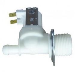 Electrovalvula Entrada de Água 1-Saida 180º 12mm