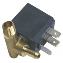 Electrovalvula Gerador Vapor 1/8 90º Drt 3.5Bar