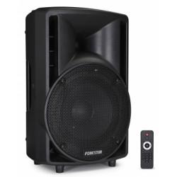 Coluna Acústica Bi-Amplificada. 160 W Máximo, 80 W RMS - Fonestar