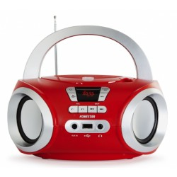 Rádio CD bluetooth USB - Fonestar