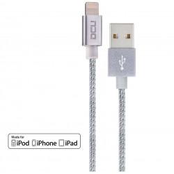 Cabo USB - Lightning para iPhone, iPad e iPod 1mt - DCU