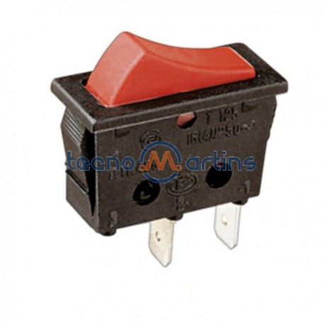 Interruptor On-Off 16A 250V Ambâr Luminoso Edh