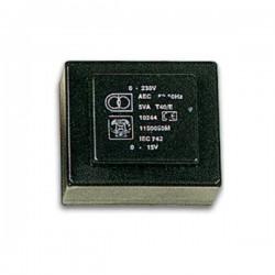 Transformador Encapsulado 0.7Va 1X6V 1X0.117A