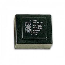 Transformador Encapsulado 2.5Va 1 X 9V / 1 X 0.278A